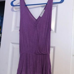 DayDreamer LA Purple Tunic